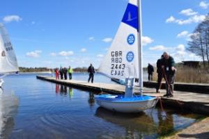 New Boat for Sailability