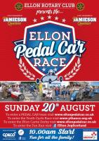 Ellon Pedal Car Race 2017