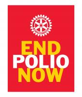 Club Breakfast - 'End Polio Now' focus led by our President