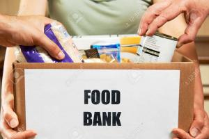 Local Rotary Clubs support for foodbanks