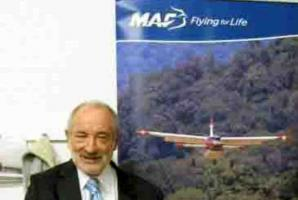 Speaker Meeting Mr Alan Goldring MAF Flying for life Charity