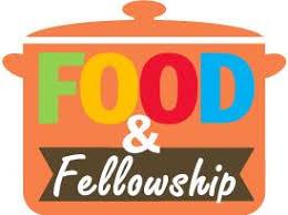 Fellowship - 7pm for 7.30pm Dinner