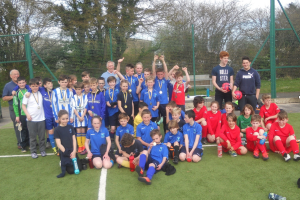 Rotary Primary Schools Football Competition