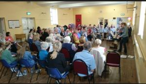 The Forget-Me-Nots Community Choir