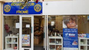 Frome Rotary Shop