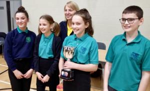Rotary Primary School Quiz Club Heat 2019