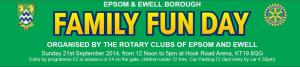 Epsom and Ewell Funday 2014