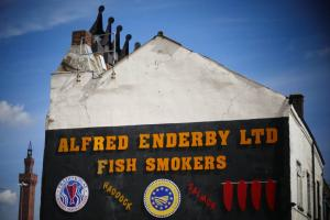 Visit to the Alfred Enderby Smoke House