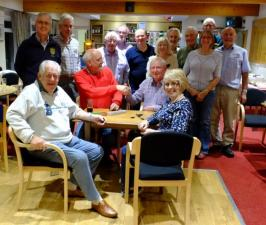 Carnegie Newsletter 20th Oct: Business Meeting