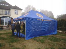 New Club Gazebo