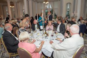 2017/18 Installation Dinner at the Grand, Folkestone
