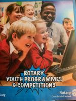Rotary Monmouth Youth Competitions