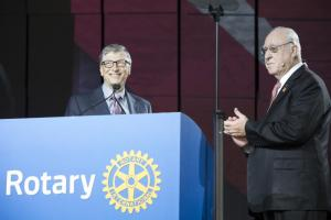 Rotary and the Bill & Melinda Gates Foundation boost pledge to end Polio