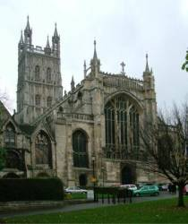 A Visit to Gloucester Cathedral