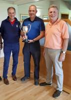 Winners of the District 1020 Golf Competition, September 2018