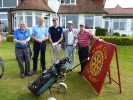 21st Rotary Club Charity Golf Tournament