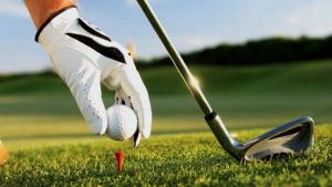 AWAY: Golf at DYMOCK, dinner at BEAUCHAMP ARMS