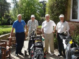 Charity Golf Day at Donnington Valley Golf Club