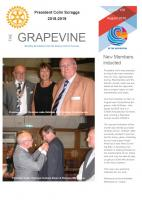 Grapevine August 2018