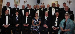 President's Night 18th May 2013