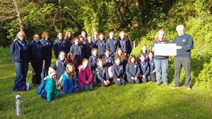 April 2017 Community Grant - 2nd Kingsbridge Guides