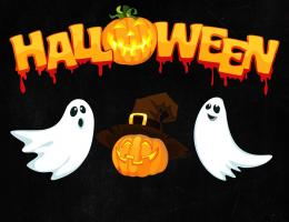 Celebrate Halloween in Town Hall on Friday 25 October 2019