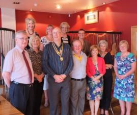 Carnegie Newsletter 30th June: Club Handover