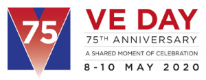 VE DAY  -  75 Years EVENT POSTPONED