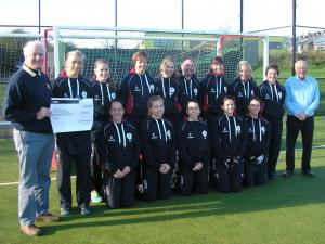 November 2015 Community Grant - Kingsbridge & Salcombe Hockey Club