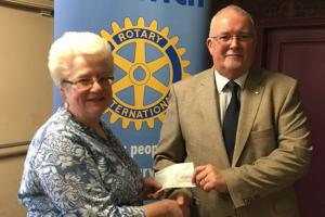 Horwich Rotary Supports Stanley Grange