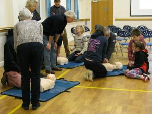 Been on one of our Heartstart courses?