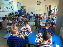 Rotary Junior Chess Tournament 2018