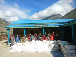 Food Aid for Humla - June - September 2020