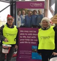 Grand Union Rotary Club Help Keech Hospice