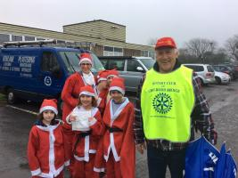 Chew Valley Santa Scramble