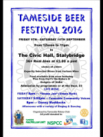 Tameside Beer Festival