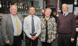 Golden Triangle - Charity Night raises over £800