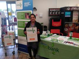 Food Bank Collection in Redbridge