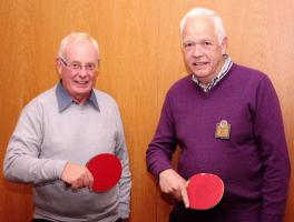 Sports success - Table Tennis and Golf