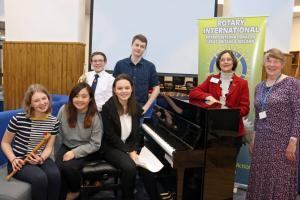 Rotary Young Musician Competion