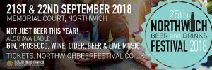 25th Northwich Beer Festival