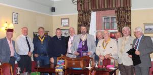 Club Visit to Rotary Club of Silloth