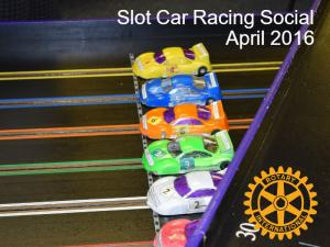 Slot Car Racing Social