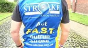 Stroke Awareness by Ruth Dunkin