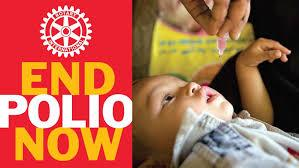 End Polio Now - History in the making