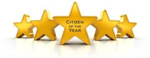 Rotary Club of Tranent Citizen of the Year Award