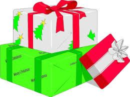 CHRISTMAS PARCEL DELIVERY 9am - 12 noon