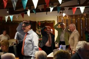Christmas Party at Linlithgow Golf Club 2018