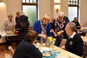 Fundraising Coffee Morning at Cross House 2018
