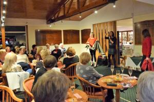 Fashion & Fizz Event at Linlithgow Golf club
